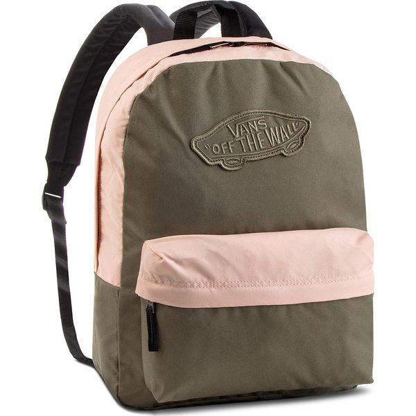 fcf0f6ca8e04c Plecak VANS - Realm Backpack VN0A3UI6UOT Dusty Olive/Rose Cloud ...