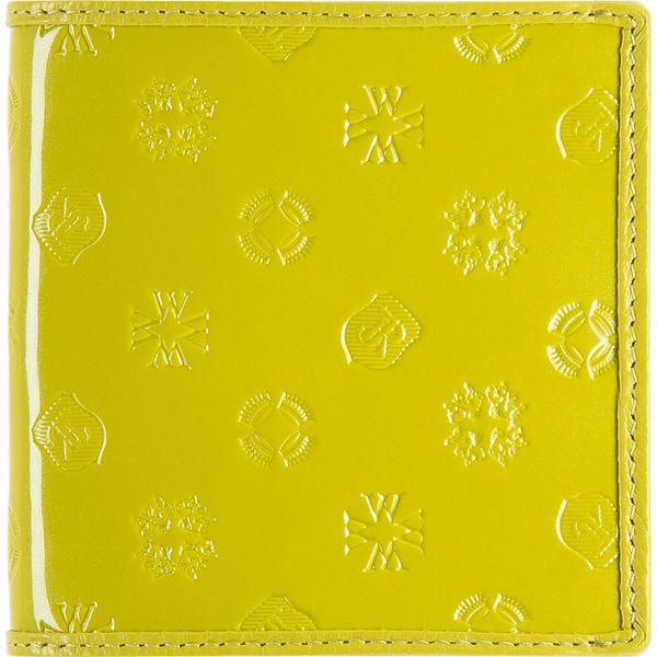 7f6808e9e91f0 Portfel 34-1-065-LS - Żółte torebki klasyczne marki Wittchen. Za ...