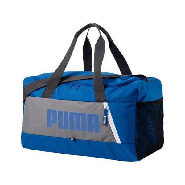 492a1947c197d Puma Torba Fundamentals Sports Bag S II niebieska (075094 02) - Moda ...