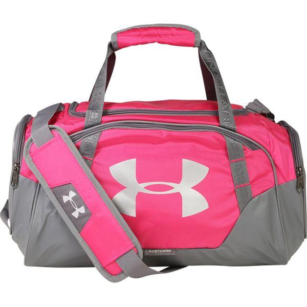 2387b18fe67d6 Under Armour UNDENIABLE DUFFLE 3.0 XS Torba sportowa tropic pink ...