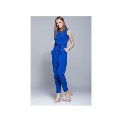 4f4af152c5a667 Elegancki kombinezon damski niebieski H023. Kombinezony marki Harmony. Za  215.00 zł.