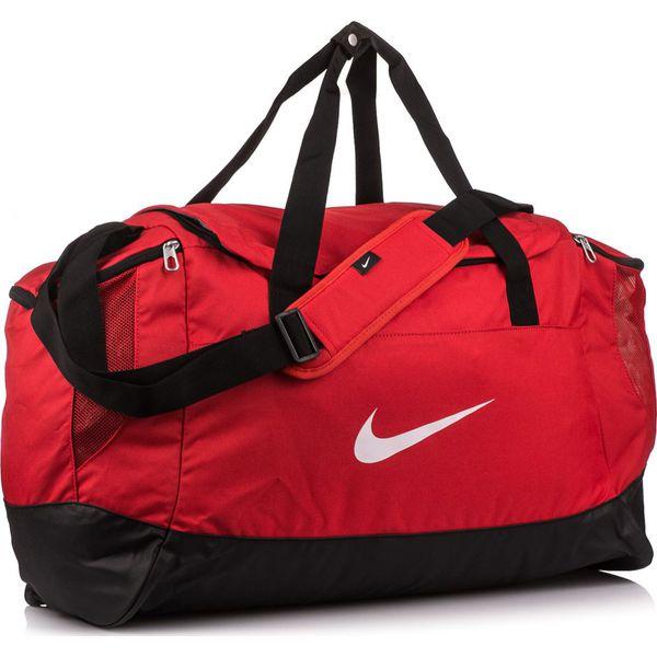 5dbcb8ab792c9 Nike Torba sportowa Club Team Duffel Large 60 Nike czerwony roz ...