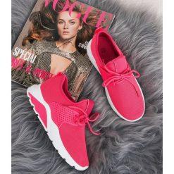 Czerwone buty treningowe ze sklepu Twojeobuwie.pl Kolekcja