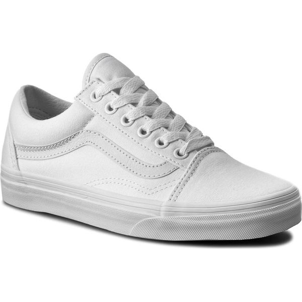 Tenisówki VANS Old Skool VN000D3HW00 True White