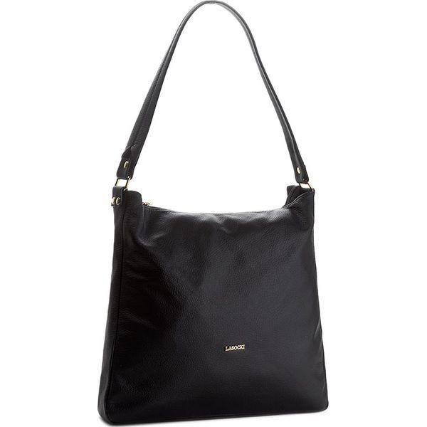 aae9847306959 Torebka LASOCKI - VS4162A Czarny 1 - Czarne torebki klasyczne marki ...