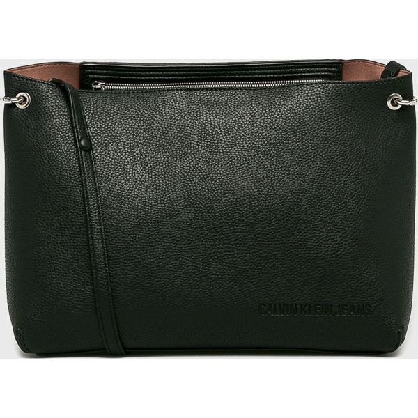 5f9704b594d02 Calvin Klein - Torebka - Czarne torebki klasyczne marki Calvin Klein ...