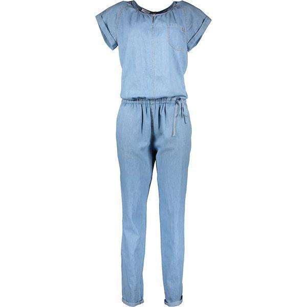 74338db4 Dżinsowy kombinezon w kolorze błękitnym