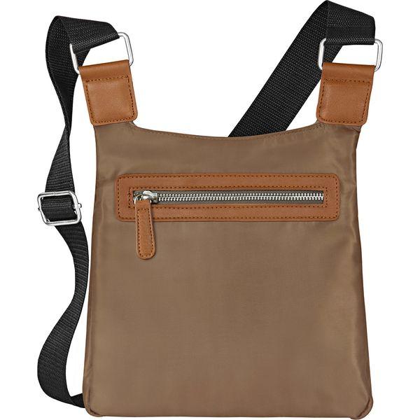 9016b888cad5c Torebka na ramię bonprix brunatny - Brązowe torebki klasyczne marki ...