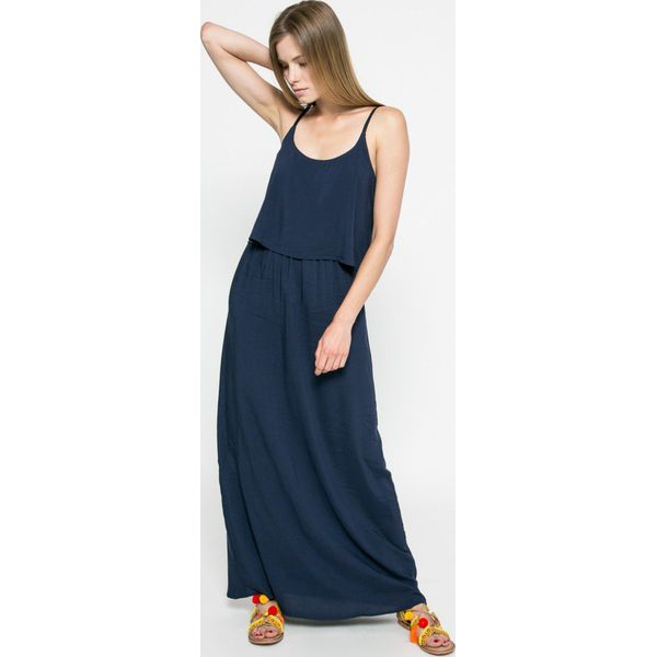 cab6a715717c Vero Moda - Sukienka - Szare sukienki marki Vero Moda