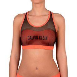 372516f696f423 Calvin Klein Sport Ovni Strój Kąpielowy Biustonosz Bralette Kw0Kw00236 Hot  Coral (Rozmiar S).