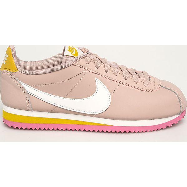 Nike Sportswear Buty skórzane Classic Cortez