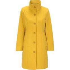Wyprzedaż żółte płaszcze Kolekcja lato 2020 Moda w