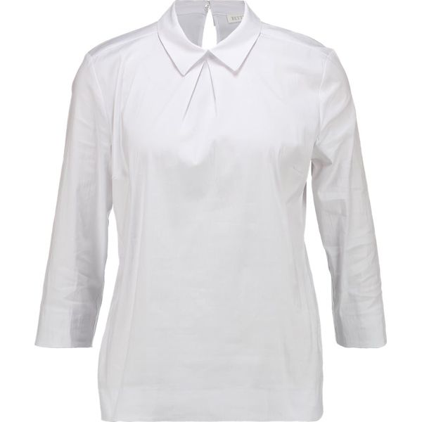 d60c1add92 Betty   Co Bluzka bright white - Białe bluzki marki Betty   Co