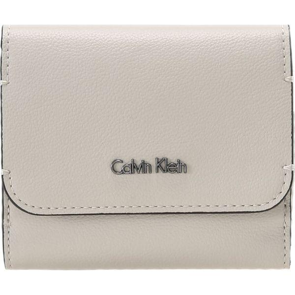 2be33ef1d7796 Calvin Klein METROPOLITAN MEDIUM Portfel grey - Szare portfele marki ...