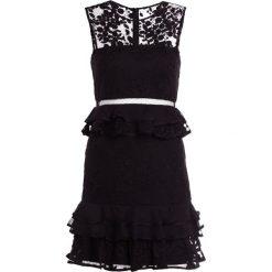 429cfc9042 Czarne sukienki w wyprzedaży - Kolekcja wiosna lato 2018 - Moda w ...