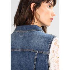 Kurtki i płaszcze marki Liu Jo Jeans - Kolekcja wiosna 2019 - Moda w ... 462b26dc347