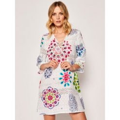 Sukienki Desigual Kolekcja lato 2020 Moda w Women's Health