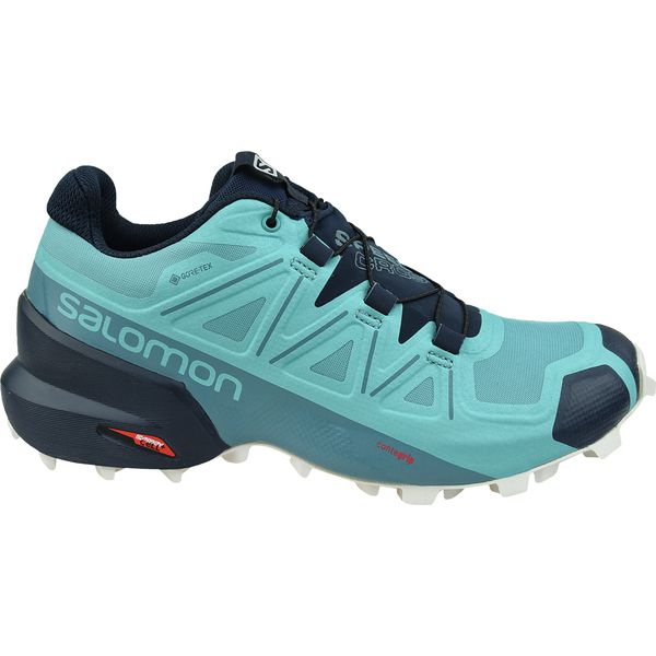 Salomon W Speedcross 5 GTX 407946 buty do biegania damskie błękitne 38 23