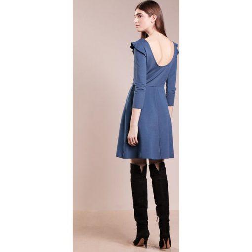 0a4c41a59d MAX Co. PLATEA Sukienka letnia petrol - Moda w Women s Health