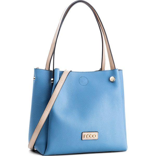 bb33ce6c6af96 Torebka NOBO - NBAG-E1680-C012 Niebieski - Niebieskie torebki ...