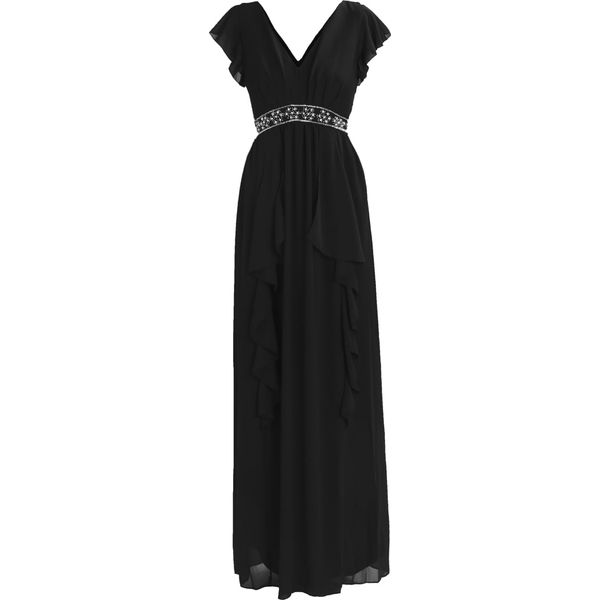 a865f6e06f TFNC RHEA Suknia balowa black - Czarne sukienki marki TFNC