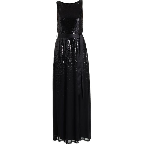 c75ee60e062a s.Oliver BLACK LABEL Sukienka koktajlowa caviar - Czarne sukienki ...