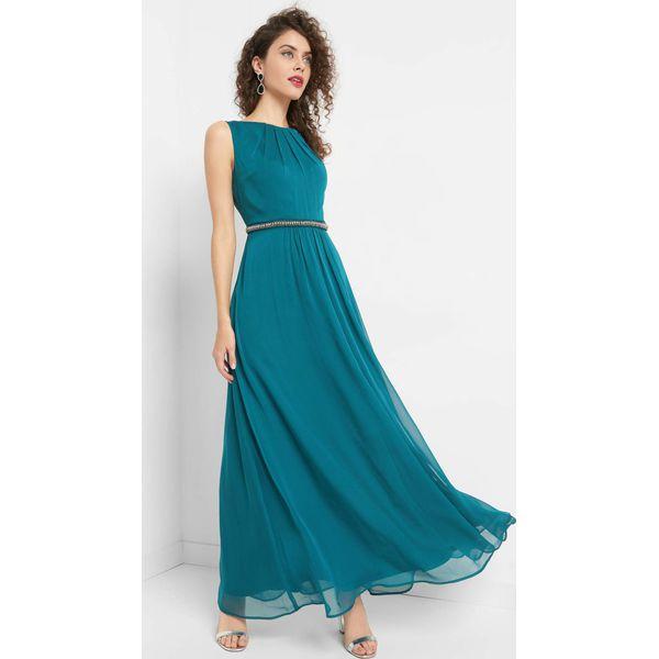 5e2a0be066 Sukienka maxi z brylancikami - Sukienki marki Orsay. W wyprzedaży za ...