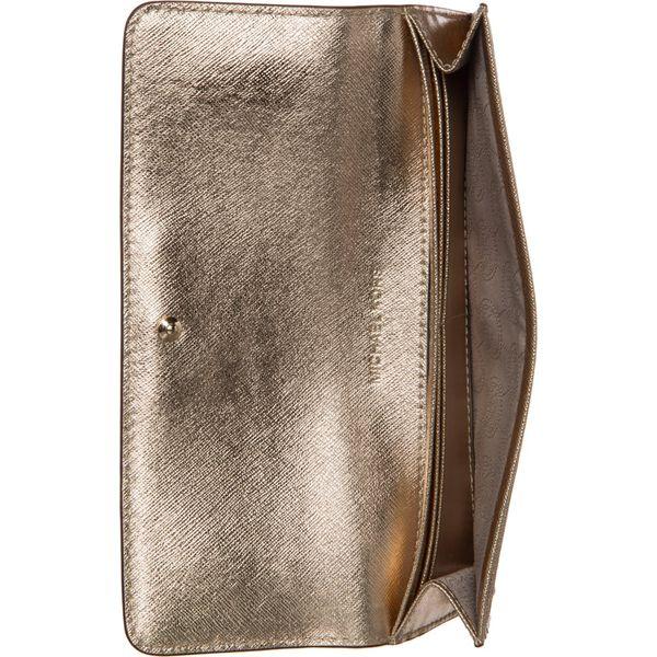 c338977f396f5 MICHAEL Michael Kors FIAT Portfel pale gold - Żółte portfele marki ...
