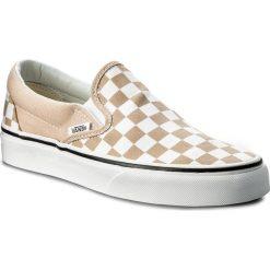 vans checkerboard sportowe