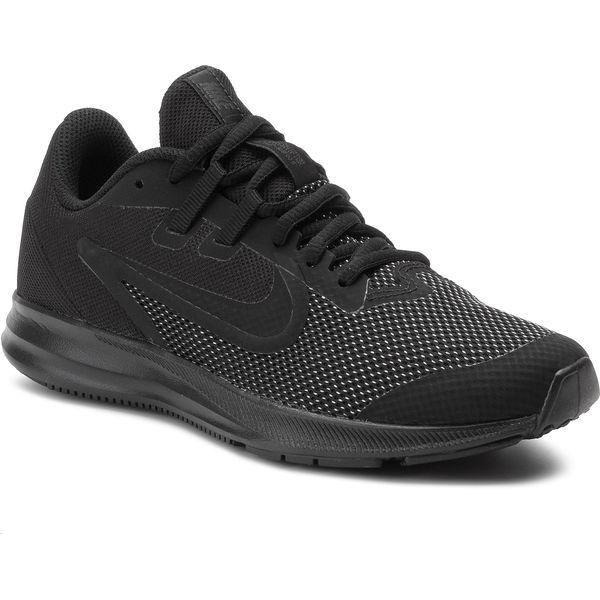 Buty Nike Downshifter 9 Jr AR4135 001 czarne