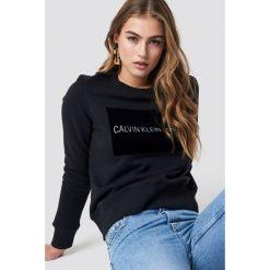 26c66dc2ae8b6 Bluzy sportowe marki Calvin Klein - Kolekcja wiosna 2019 - Moda w ...