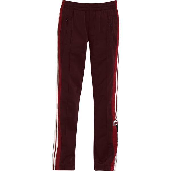 020658f5496459 adidas Originals ADIBREAK PANT Spodnie treningowe maroon - Czerwone ...