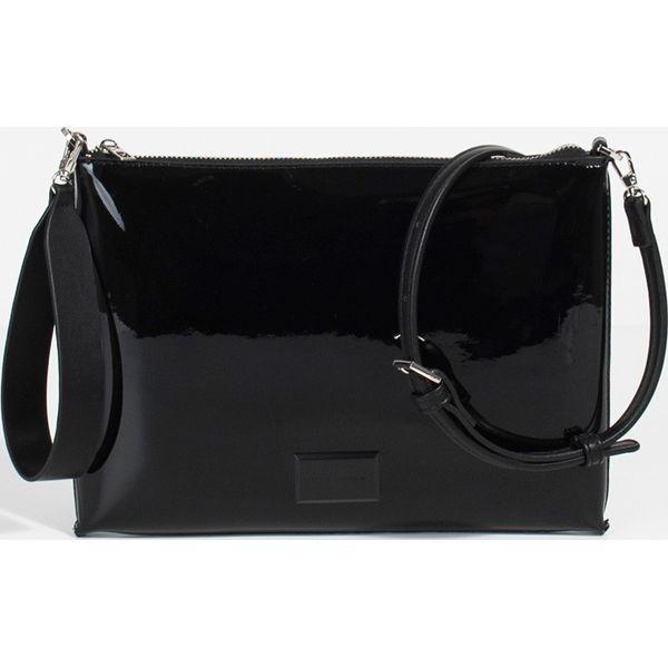 2fe52cc49e8ec Parfois - Torebka - Czarne torebki klasyczne marki Parfois