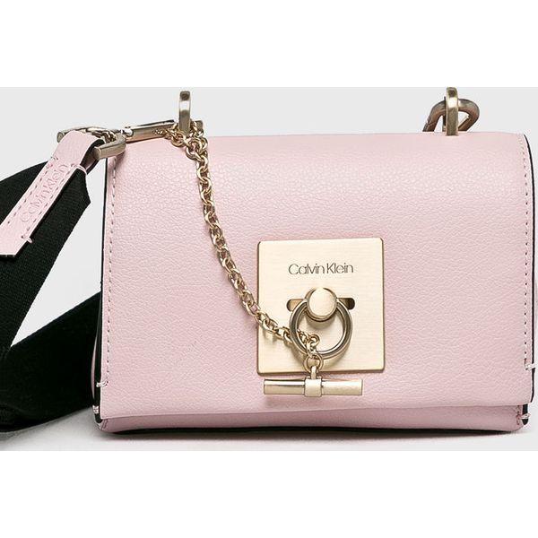 060eef9ab2426 Calvin Klein - Torebka - Szare torebki klasyczne marki Calvin Klein ...