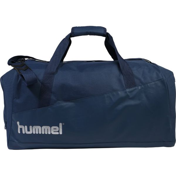 e6b797bc4317d Hummel AUTHENTIC CHARGE BAG Torba sportowa sargasso sea - Niebieskie ...