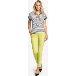 6882efc7 Spodnie cygaretki - Spodnie i legginsy - Kolekcja lato 2019 - Moda w ...