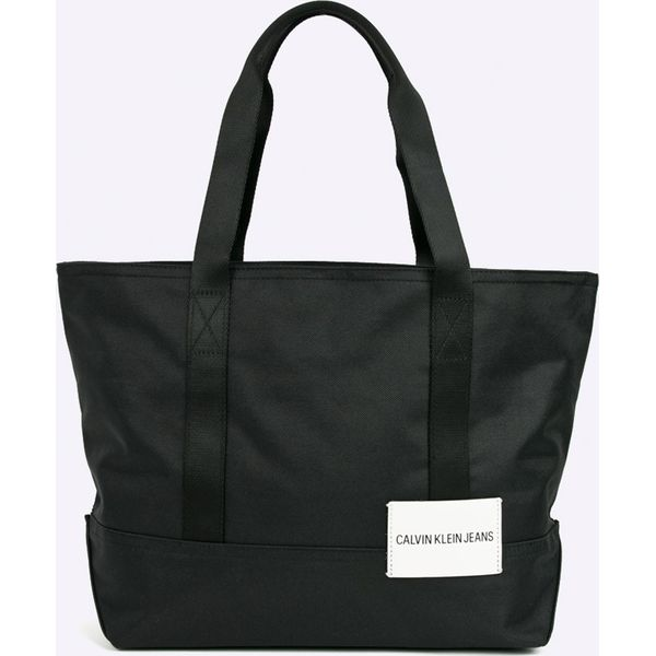 2e9f1030eb2e0 Calvin Klein - Torebka Sport Essential - Czarne torebki klasyczne ...