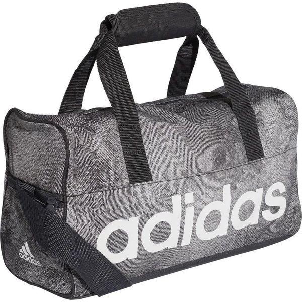 0193e6e17a4cb Adidas Adidas Torba Lin Per Duf CF3410 Szary - Szare torby sportowe ...