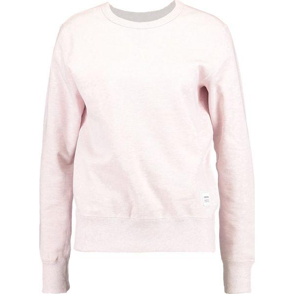 1420403682a97 Converse ESSENTIALS CREW Bluza arctic pink heather - Bluzy marki ...