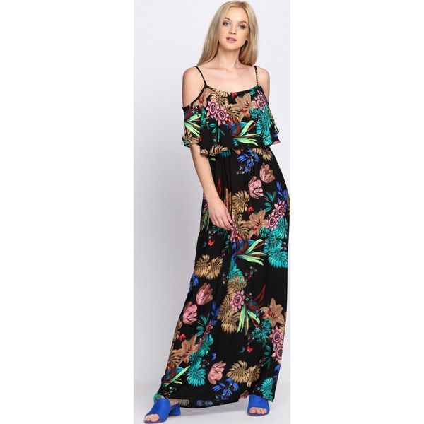 3108181f9d Czarna Sukienka Handle It - Czarne sukienki marki Born2be