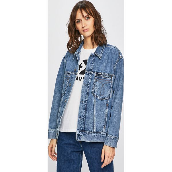 bfa2e2e0fbd49 Kurtki i płaszcze marki Calvin Klein Jeans - Kolekcja wiosna 2019 - Moda w  Women's Health