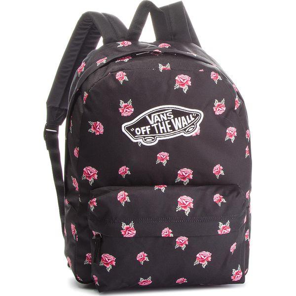 a49f112573763 Plecak VANS - Realm Backpack VN0A3UI6RDU Black Rose - Plecaki . Za ...
