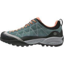 fdc90511a92b78 Scarpa ZEN PRO Półbuty trekkingowe nile blue/salmon. Zielone trekkingi  marki Scarpa, ...