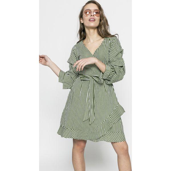 00b217fde Vila - Sukienka Picana - Sukienki marki Vila. W wyprzedaży za 79.90 ...