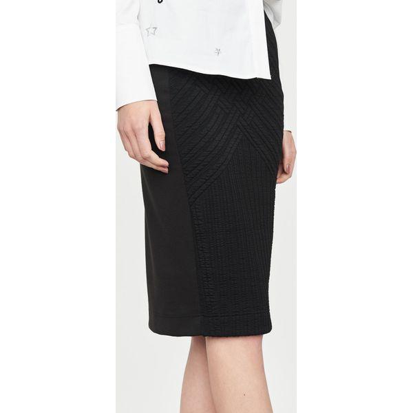 7f8b319cee Simple - Spódnica - Szare spódnice marki Simple