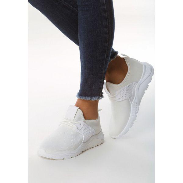 Białe Buty Sportowe Taylor Born2Be Buty sportowe damskie w Born2Be