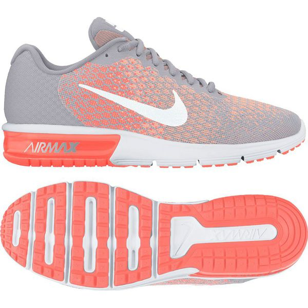new styles 71537 878d3 Nike Buty damskie Air Max Sequent 2 szare r. 36 (852465 005)