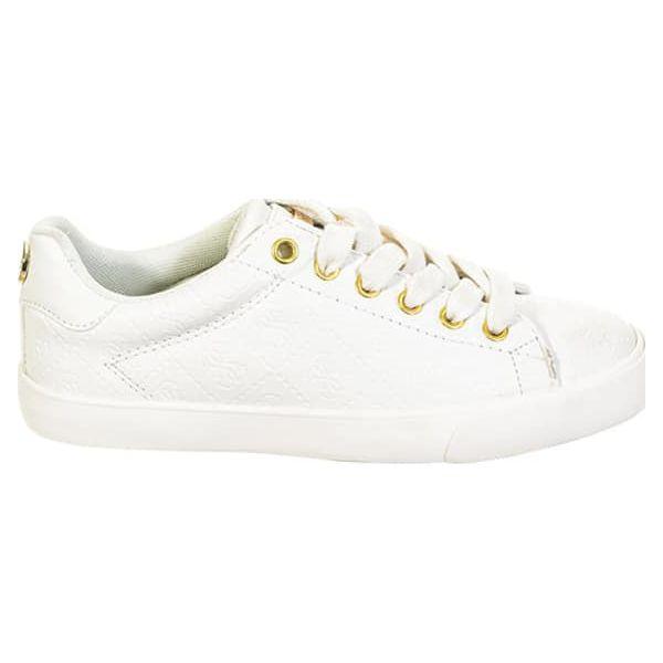 b512800fd98c7 Sneakersy w kolorze białym - Białe buty sportowe lifestyle marki ...