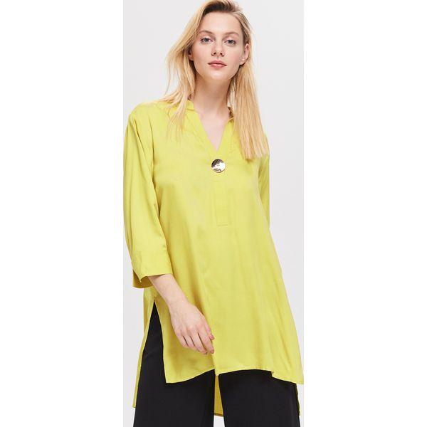 d925aa000bf9ea Zielone bluzki - Kolekcja lato 2019 - Moda w Women's Health