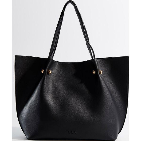 e86ffc7624cae4 Torba shopper z kosmetyczką - Czarny - Shopper bag . Za 119.99 zł ...